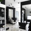 Interior of modern beauty salon — Stock Photo #25021277