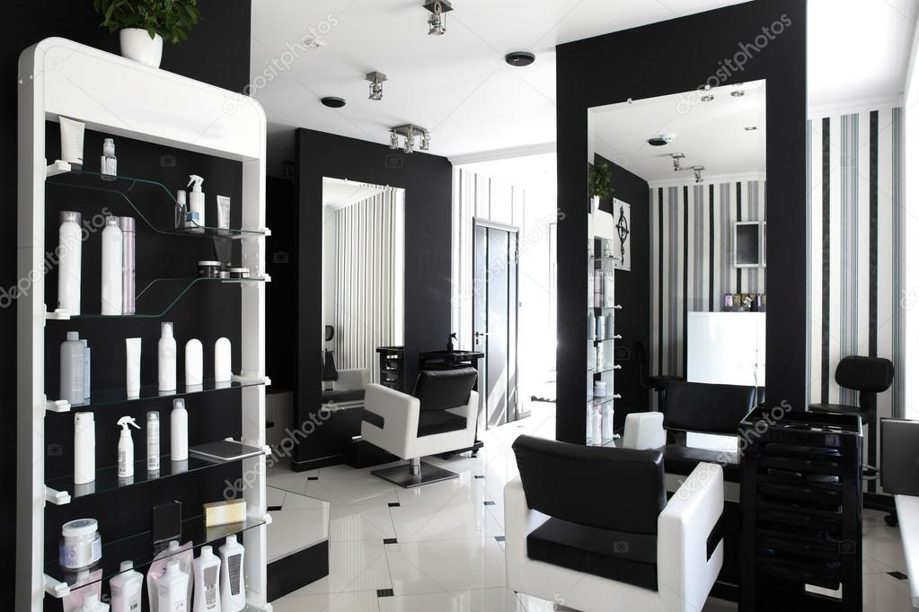 interior of modern beauty salon  u2014 stock photo  u00a9 fiphoto  25021277