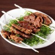 Tasty and hot chinese food — Stock Photo