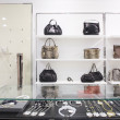 Luxury european bag store — Foto Stock
