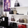 Luxury european bag store — Stockfoto