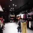 European brand new clothes shop — Lizenzfreies Foto