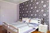 Schone kamer in europese stijl — Stockfoto