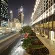 Downtown of dubai city — Photo