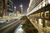 Downtown of dubai city — Stockfoto