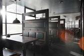 Avrupa tarzı lüks restoran — Stok fotoğraf
