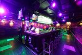 Luxury night club in european style — Stock Photo