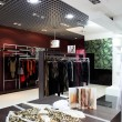European brand new clothes shop — Photo