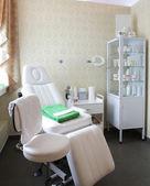 Europese massagekamer schoon — Stockfoto