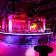 Modern night club in european style — Stock Photo