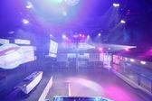 Modern night club in european style — Stock Photo