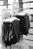 Iç parlak iç giyim mağazası — Stok fotoğraf