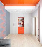 Colourful interior of children room — Photo
