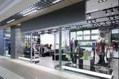 美丽的欧洲商店的窗口 — Foto Stock
