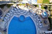 Interior moderno de piscina — Foto de Stock