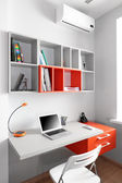 Colourful interior of children room — 图库照片