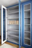 Stylish and brand new cabinet — Stock Photo