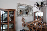 Interior da cozinha moderna europeia — Fotografia Stock