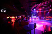 Beautiful european night club interior — Stockfoto