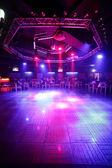 Vackra europeiska night club interiör — Stockfoto