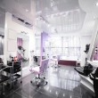 Interior of modern beauty salon — Stock Photo #49745137