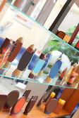 Wnętrze nowoczesne salon piękności — Zdjęcie stockowe