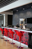 Interiér moderní kosmetický salon — Stock fotografie