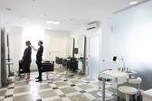 İç modern güzellik salonu — Stok fotoğraf