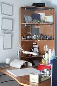 Interno del moderno salone di bellezza — Foto Stock