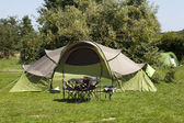 Camping — Stockfoto