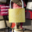 Love lock — Stock Photo #13375240