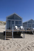 Beachhouses — Stock Photo