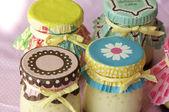 Cream caramel — Stock Photo