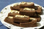 Brownie al cioccolato — Foto Stock