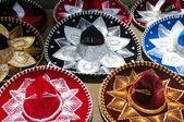 Mexican sombreros — Stock Photo