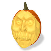Pumpkin halloween — Stock Photo