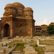 Budshah Tomb Srinagar Kashmir Graves Cemetary H - Stock Photo