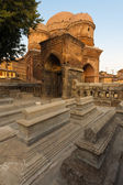 Budshah Tomb Srinagar Graves Tree V — Stock Photo