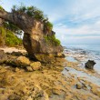 Natural Bridge Rock Arch Landmark Neil Island — Stock Photo #14898071