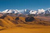 Mountainous Terrain Himalayas Border Nepal Tibet — Stock Photo