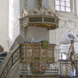 Stock Photo: Pulpit in Cathedral