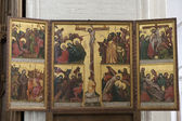 Old Altarpiece — Photo