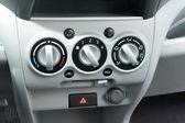 Basso costo auto aria condizionata — Foto Stock