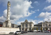 Martyrs square Leuven, Belgium — Stock Photo