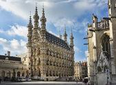 Town Hall, Leuven, Belgium — Stock Photo