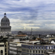 Havana, Cuba. Panorama — Stock Photo