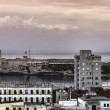 Royalty-Free Stock Photo: Havana harbor, Cuba. Panorama