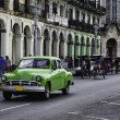 Havana, Cuba. Street scene. — Stock Photo #19125835