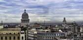Havana, kuba. panorama — Stock fotografie