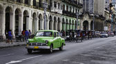 αβάνα, κούβα. σκηνής οδών. — Φωτογραφία Αρχείου